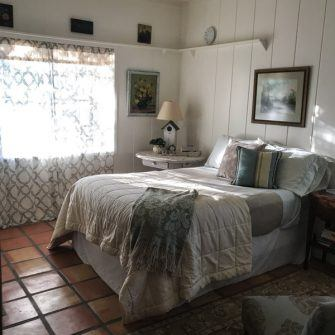 Bedroom at The Farmhouse, MK Ranch