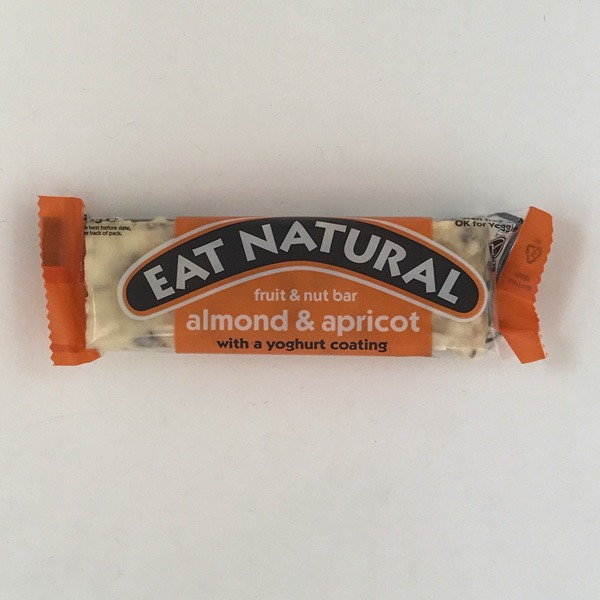 Eat Natural bar in wrapper