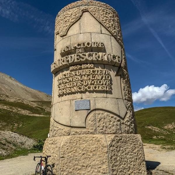 Monument to Henri Desgranges