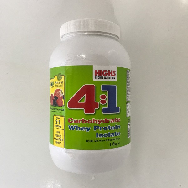 We think High5 energy source is one of the best sports drink powders