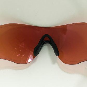 Oakley evzero path sunglasses close up