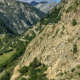 Cycling to the Col de la Croix de Fer