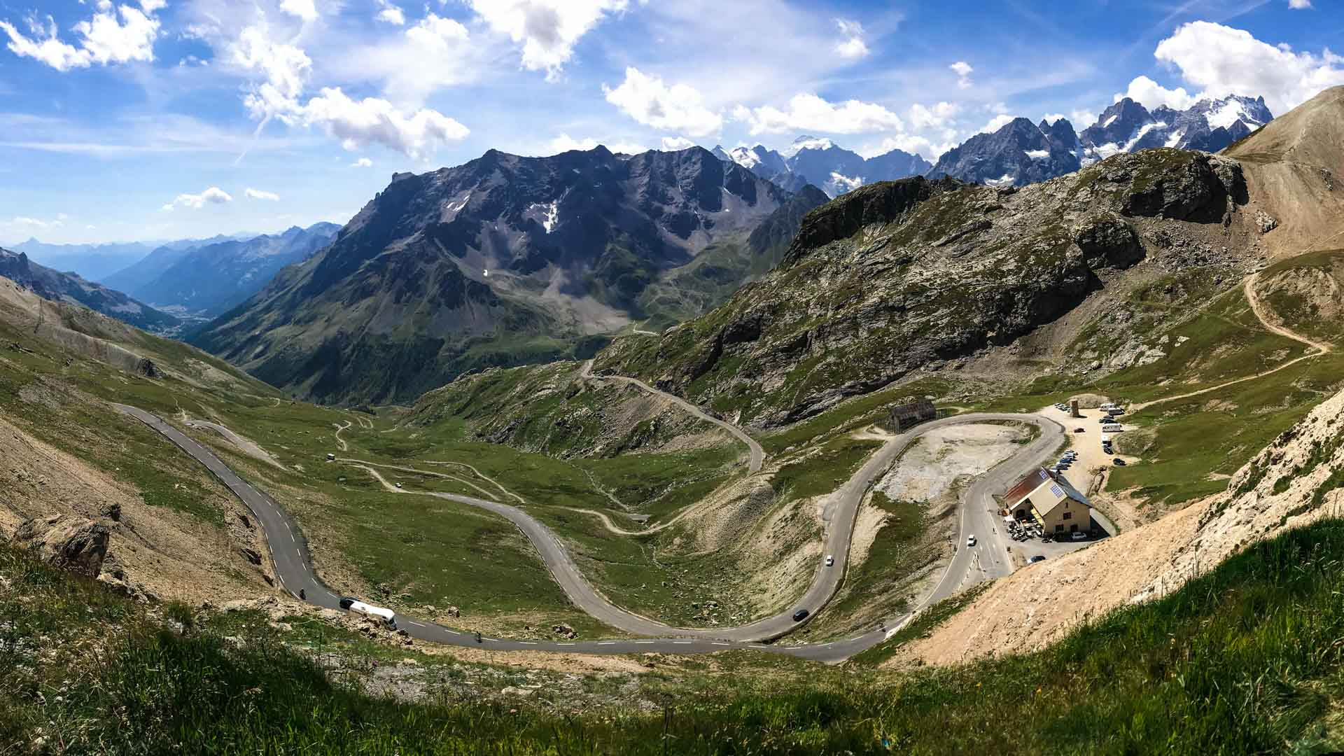 Guide to cycling Col du Lautaret and Col du Galibier - Epic Road Rides