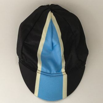 Stolen Goat cycling cap in blue