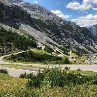Cycling Passo dello Stelvio from Bormio, Italian Alps: GPX, map & tips