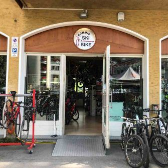 Ski Bike Bormio bike hire shop Bormio