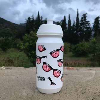 A new water bottle is a good gift for cyclists