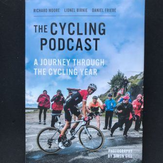 The Cycling Podcast book is a great gift idea for cyclists