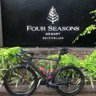 Four Seasons hotel, Seychelles