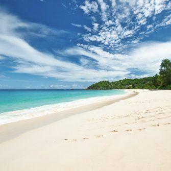Intendance beach, Seychelles