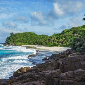 Anse Bazarca, Seychelles