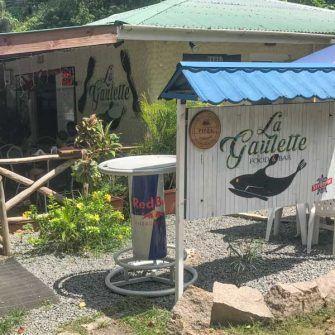 La Gualette restaurant, Seychelles