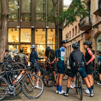 Eat Sleep Cycle road bike rental Girona