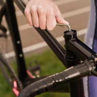 Mechanical assistance with bicycles