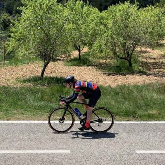 cycling near cambrils, costa daurada