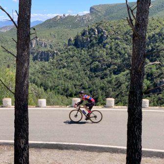 Cycling the green hills of the Costa Daurada