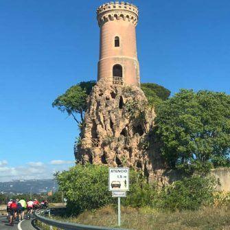 Tower near Montbrio del Camp