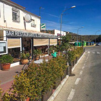 Restaurant in Almeria
