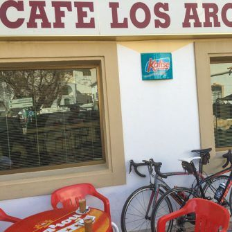 Cafe, costa almeria, spain