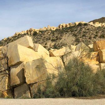 Valley of the Blocks, Costa Almeria