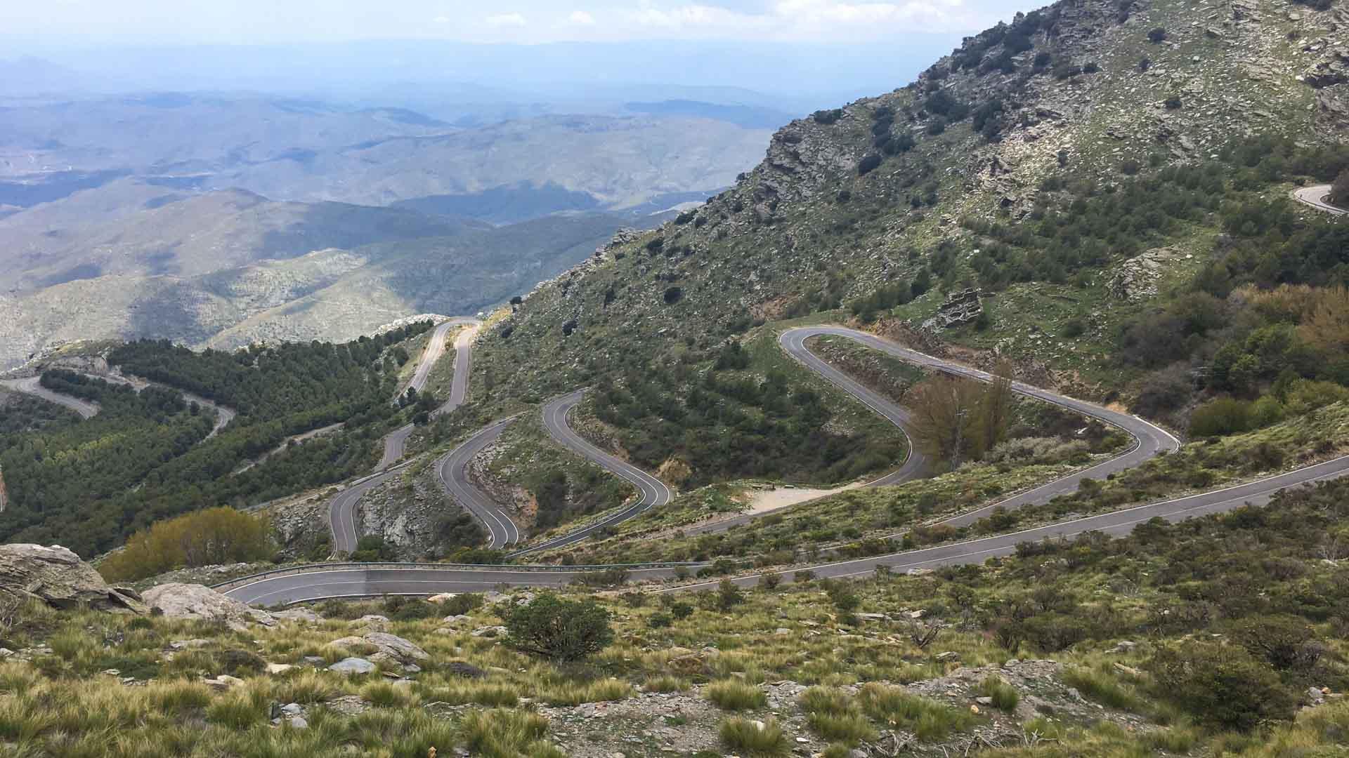 Alto de Velefique, Almeria