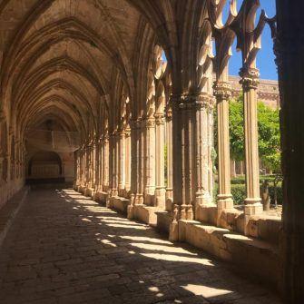 Santa Creus monastery, costa daurada