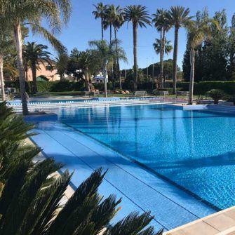 Swimming pool at Estival Eldorado