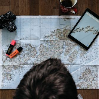 Planning for cycling around the world trip