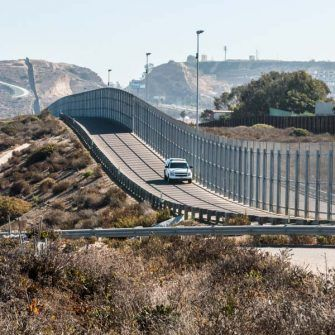 Tandemwow will cycle along the mexican border