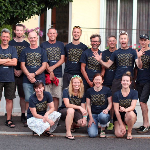 Le Loop Tour de France team