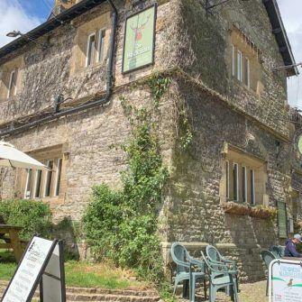 Buck Inn, Malham village, Yorkshire Dales