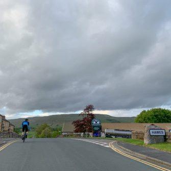 Wensleydale Creamery outside Hawes, Yorkshire Dales