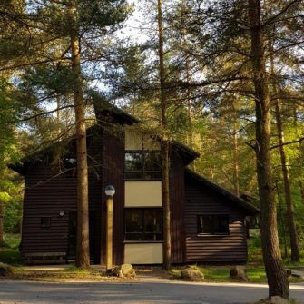 Centre Parcs, Whinfell forest, accommodation for cyclists Yorkshire Dales