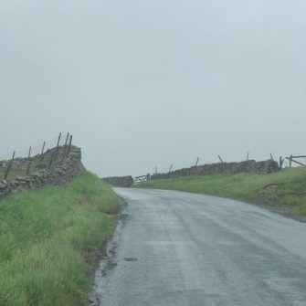 Kidstones Pass Yorkshire Dales by bike