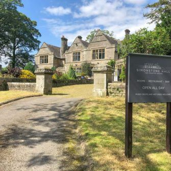 Simonstone Hall, Yorkshire