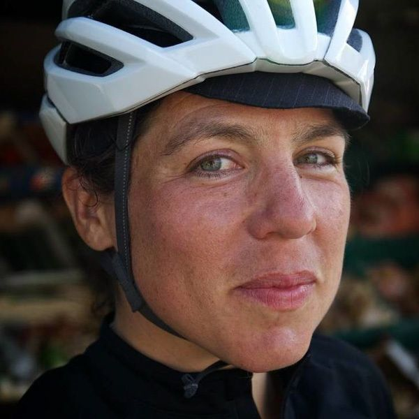 Emily Chappell cyclist