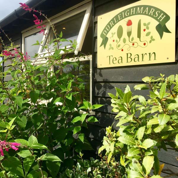 Tea Barn SOuth Downs National Park