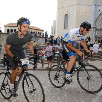 Nocturn crit at the Girona Cycling Festival