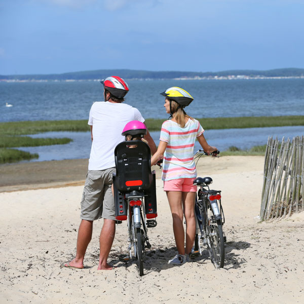 France is a perfect destination for family cycling tours