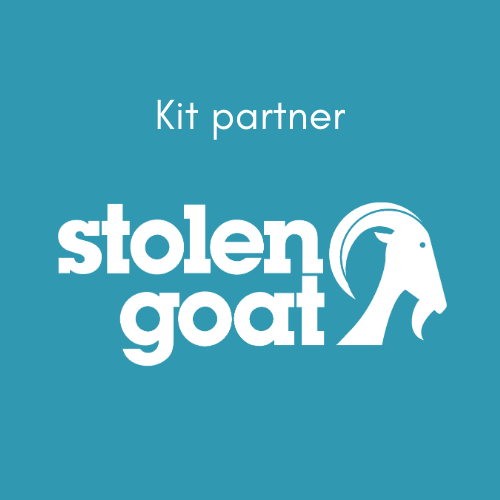 Stolen Goat kit partner logo