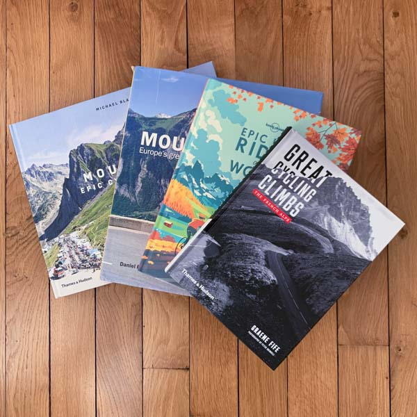 Four amazing cycling coffee table books