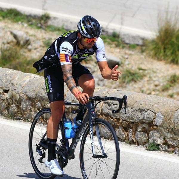 Adam Moore from Mallorca Cycling