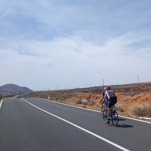 Cyclis on LZ-1 Lanzarote