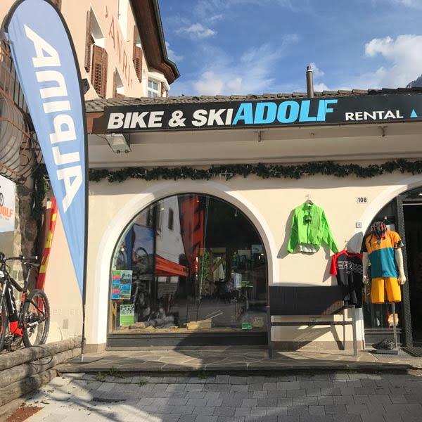 Bike hire in the Dolomites - Bike Adolf