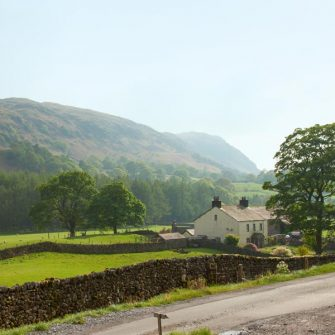 Rural accommodation lake district