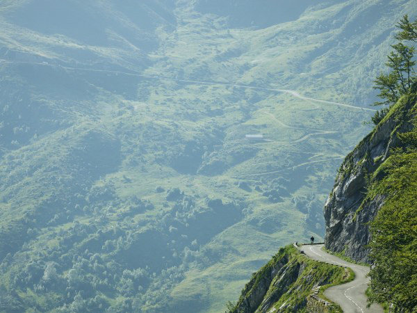 Col d'Aubisque - another hugely famous cycling climb