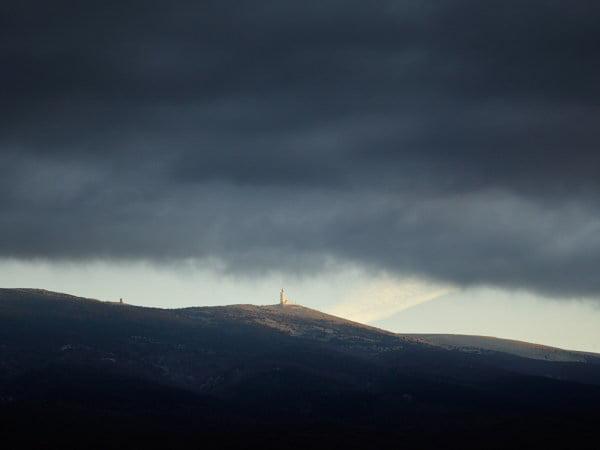 Mont Ventoux by Michael Blann