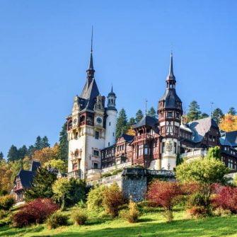 Peles Castle, Sinaia, Romania