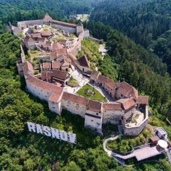 Rasnov Castle, Romania