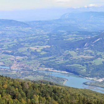 View of Lake Geneva